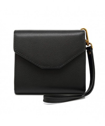 Pomoda Blocking Envelope Leather Fashion