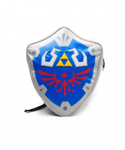 Nintendo Zelda Shield Backpack 19in