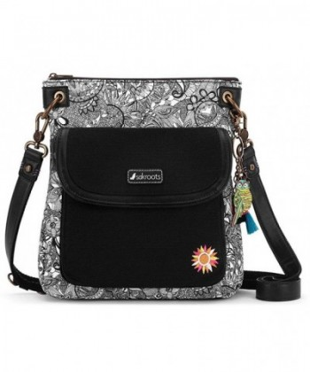 Sakroots Artist Circle Flap Cross Body