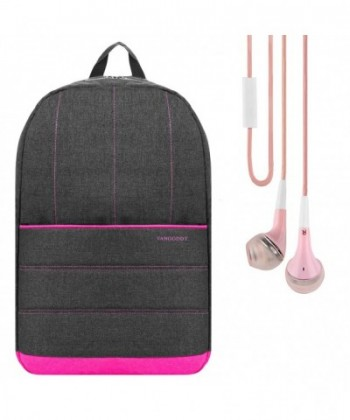 Vangoddy Backpack Rucksack Inspiron Earphone