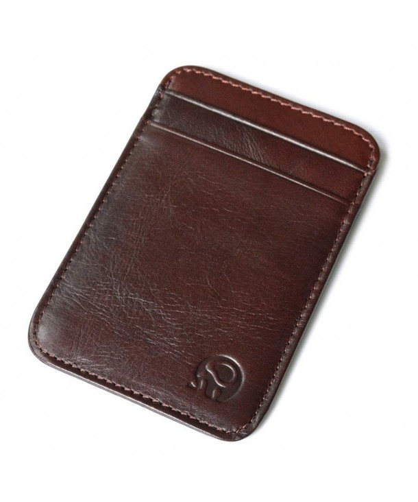Qiwang Vintage Genuine Leather Wallet