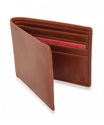 V an Vintage Leather Wallet Protection