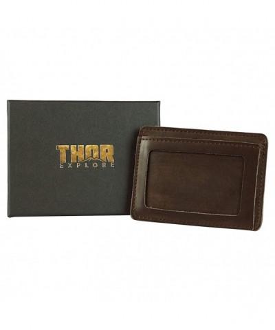 Thor Explore Frontier Wallet Espresso