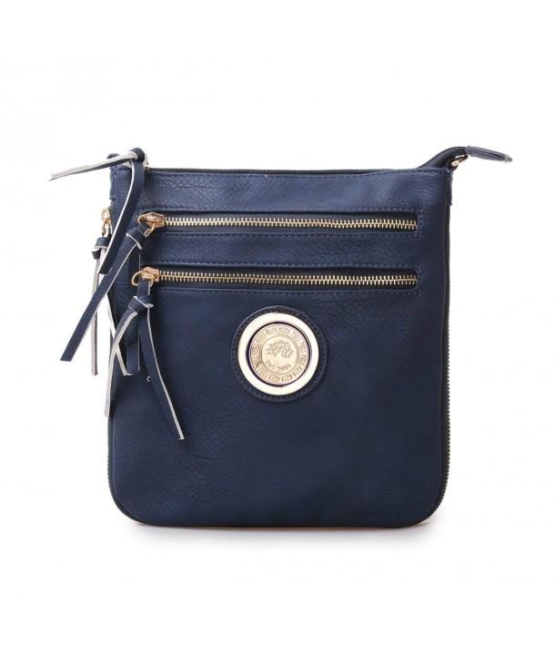 Crossbody Bag Multiple Adjustable Shoulder