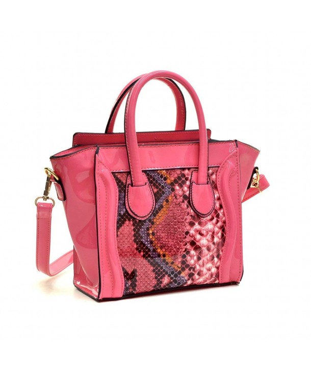 Fashion Satchel Corssbody Shoulder Handbag