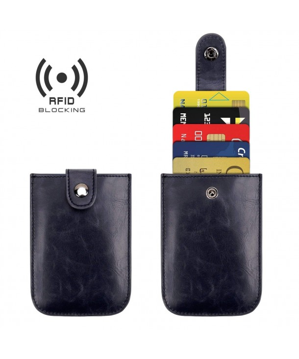 RFID Pocket Wallet Minimalist Super