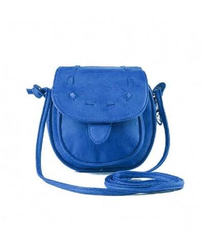 TIFENNY Leather Adjustable Shoulder Handbag