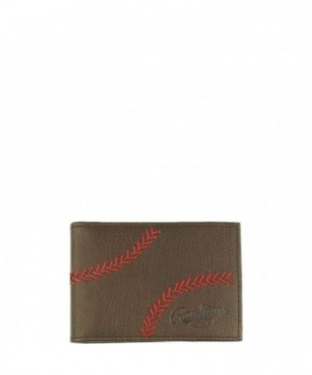 Rawlings Front Pocket Wallet Brown