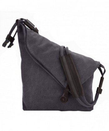 ZIIPOR Oversized Crossbody Messenger Shouder
