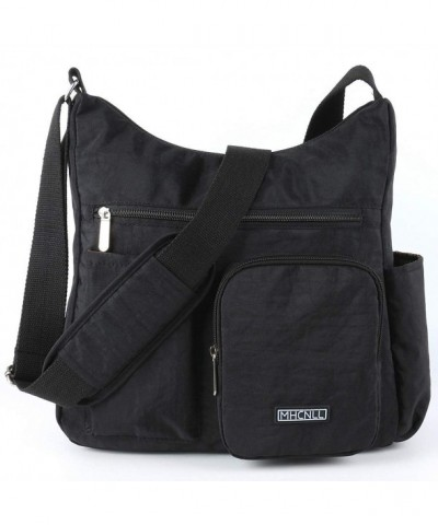 Pocket Shoulder Waterproof Lightweight Crossbody