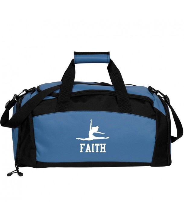 Faith Gymnastics Dance Company Duffel