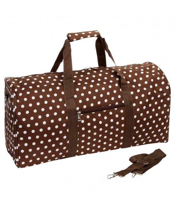 Unknown 1022 Polka Dot Duffle