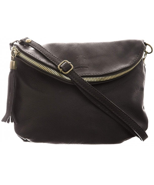 Handbag Amy Italian Messenger Shoulder