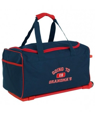 Mercury Grandmas Wheeled Childrens Luggage