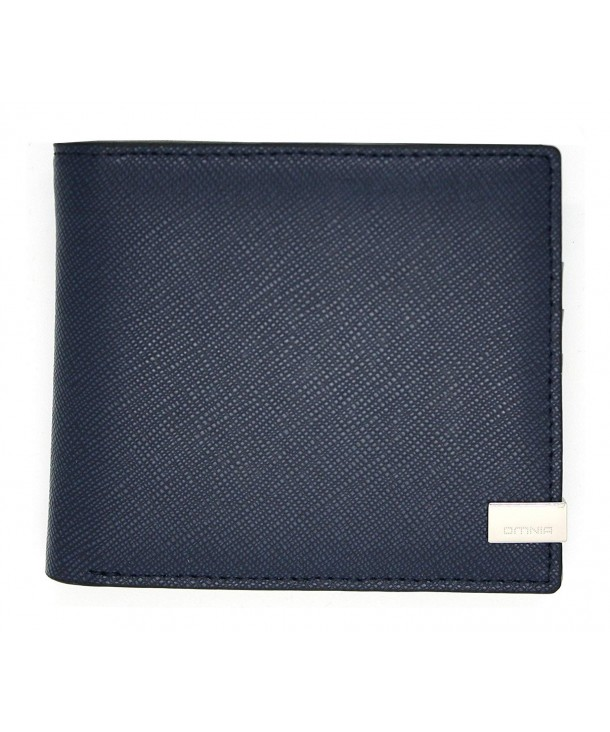 Wallets Genuine Leather Flipout Pockets