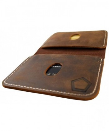 KNOXX Wallets Minimalist Cardholder Handmade