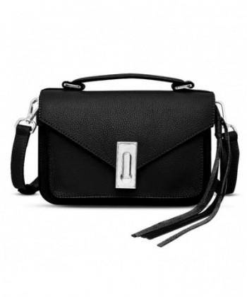 Leather Handbags Shoulder Cowhide Genuine