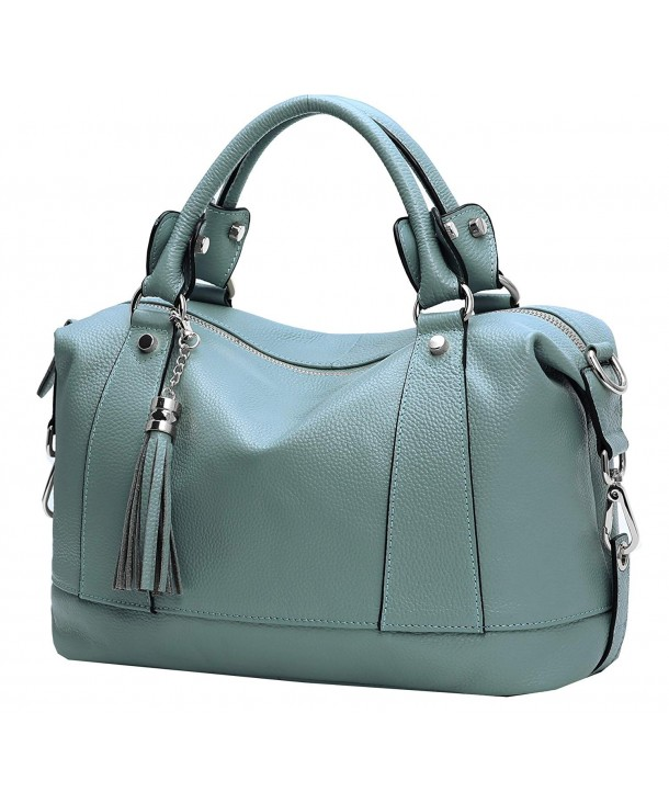 Leather Shoulder Womens Handle Handbags