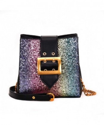 Orfila Rainbow Shoulder Crossbody Handbags