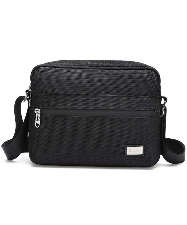 CAMEL CROWN Messenger Resistant Laptop Black