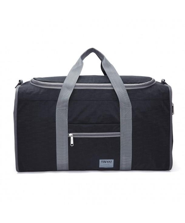 TINYAT Foldable Handbag Waterproof Capacity