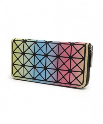YSMYWM Fashion Geometric Lattice Luminous