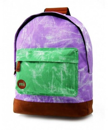 Mi Pac Premium Printed Backpack Rucksack