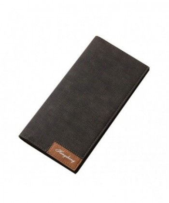Hometom Bifold Business Leather Section