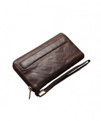 Geremen Handmade Leather Bifold freesize