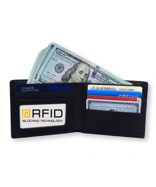 Spenci RFID Blocking Wallet Men
