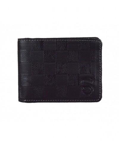 London Craze Leather Bifold Wallet