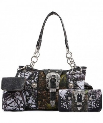 Western Camouflage Concealed Country Shoulder