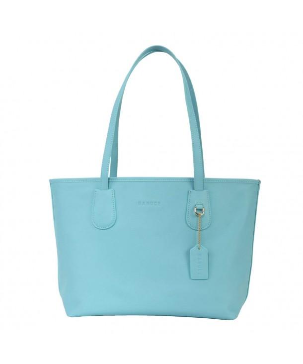 Banuce Handbag Shoulder Grains Leather