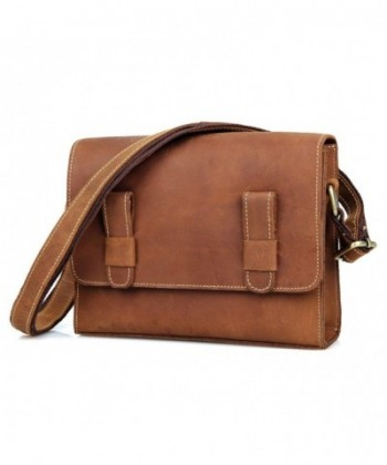 AB Earth Distressed Crossbody Satchels