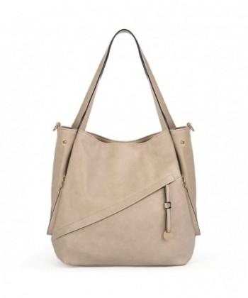 UTO Handbag Leather Handle Shoulder