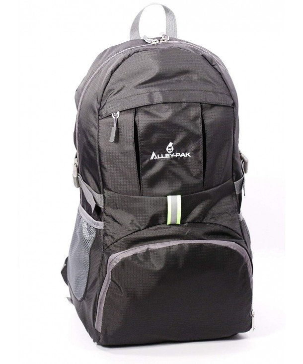 Alley Pak Lightweight Waterproof Reflector Backpack