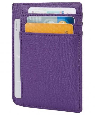 Slim Credit Card Holder Wallets