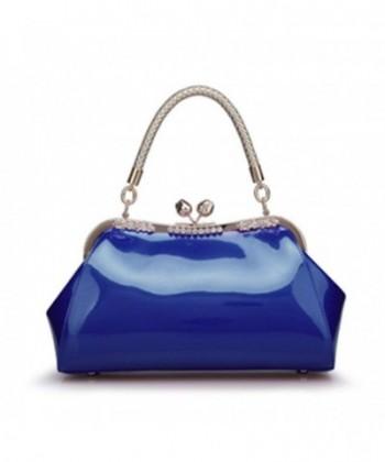 Leather Business Shoulder Handbags Satchels