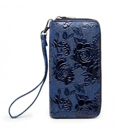 LOVEME Wallets Hangbag Package BLUE FLOWER28
