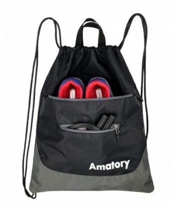 Drawstring Backpack Gymsack Sackpack Waterproof