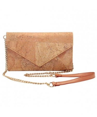 boshiho Natural Crossbody Handbag Clutch