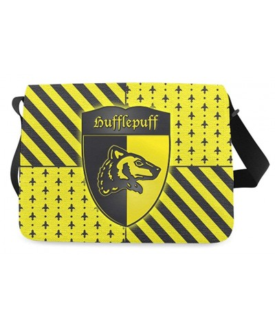 Women Bags Messenger Briefcase Hufflepuff