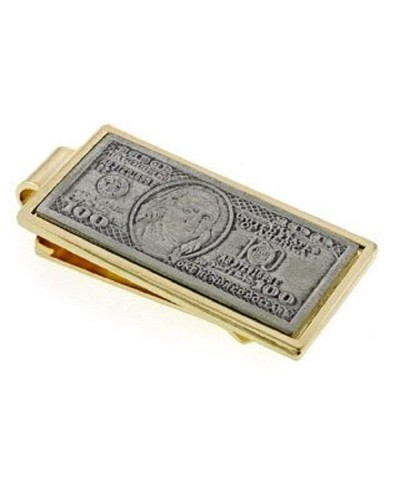 JJ Weston Dollar Money Clip