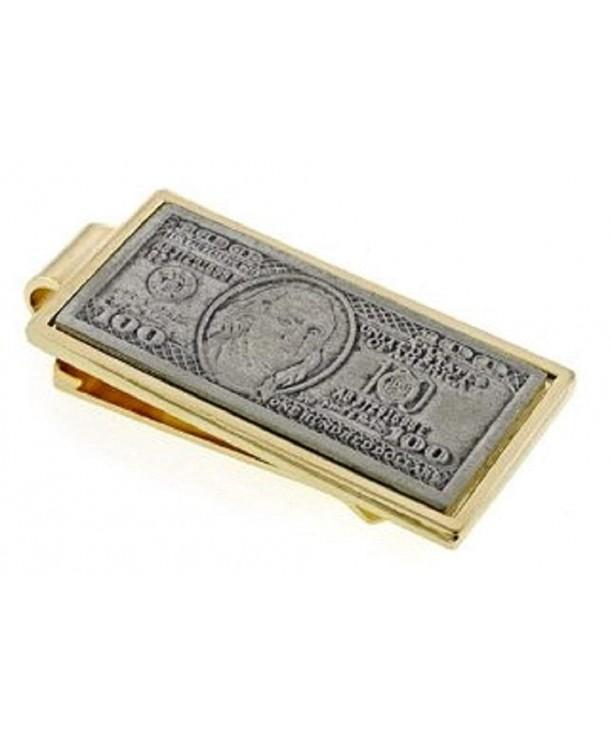 JJ Weston Dollar Money Clip