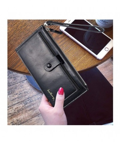 Wallet Clutch Holder Zipper Wristlet