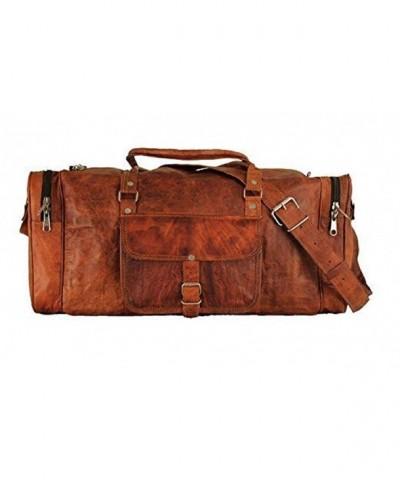 Travelling Backpack Genuine Leather Handmade