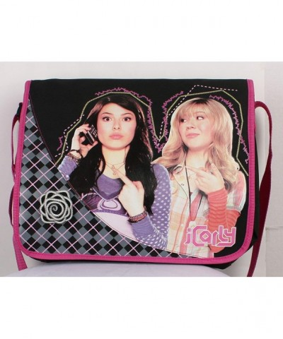 Icarly Messenger MESSENGER SHOULDER BOOKBAG