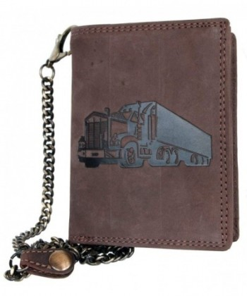 Strong Genuine Leather Wallet Without
