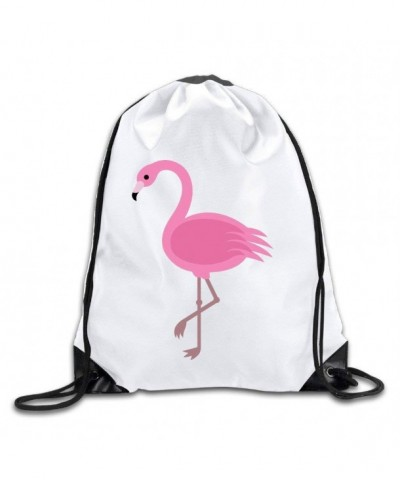 XJBD Custom Flamingos Capacity Traveler