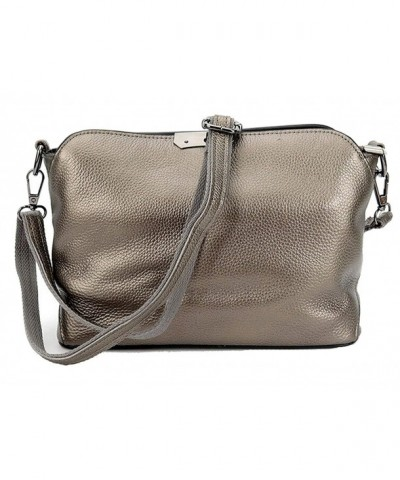 SEALINF Genuine Shoulder Crossbody Tophandle